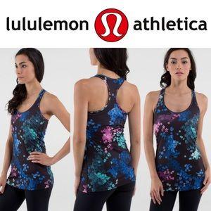 Lululemon Cool Racerback Petal Pop Multi 10